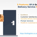 5 Features Of A Good Parcel Delivery Service Provider