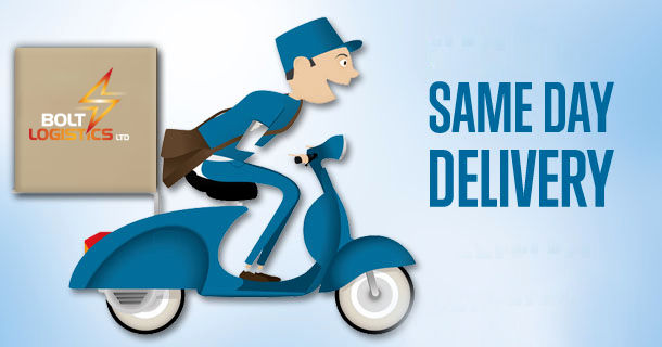 THE IMPORTANCE OF SAME-DAY DELIVERY